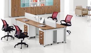 选择合适的办公家具有利于提高工作效率