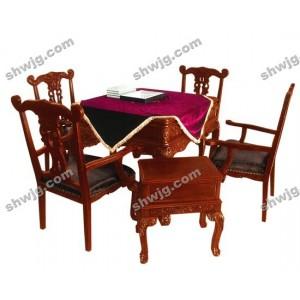 欧式风情麻将桌|家具图片|香河家具网