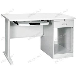 钢制电脑桌