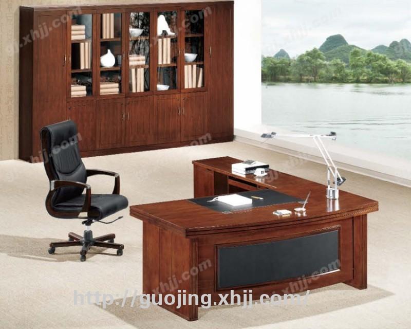 供应班台配套销售办公桌 欧式办公桌 总裁老板大班台