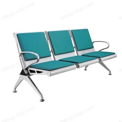 河北富都华创加厚钢板三人位连排候诊椅07