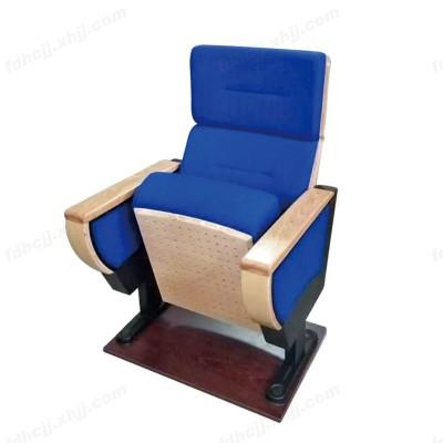河北剧院报告厅椅子 多媒体会议椅05