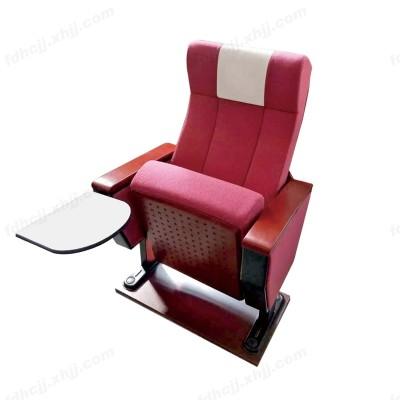 河北富都华创带折叠写字板会议室连排椅03