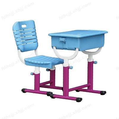 河北学校学生课桌椅 培训桌椅19