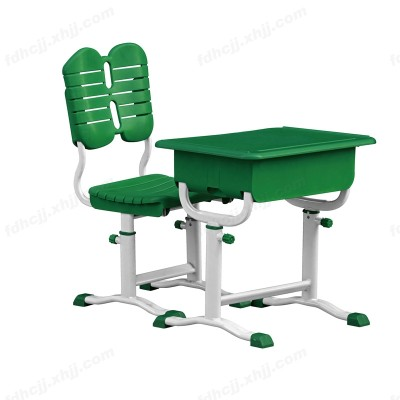 河北富都华创升降课桌椅 学习桌椅16