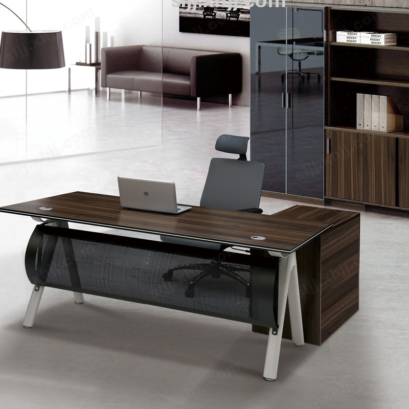 板式主管桌 简约时尚老板台11图片