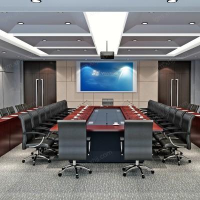 北京龙格玛会议桌L-SF009