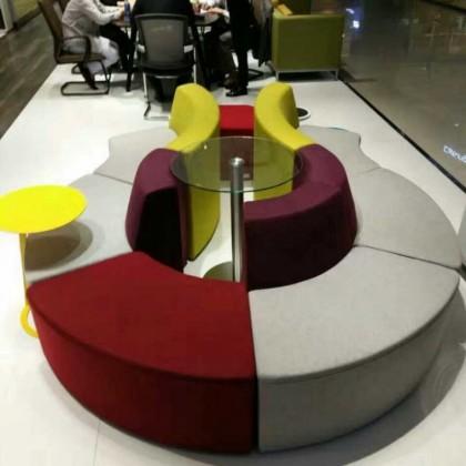 香河三木世嘉公共区现代沙发