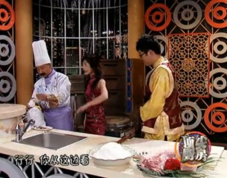 大胡子肉饼08年中央电视台与奥组委联合录制 (284播放)