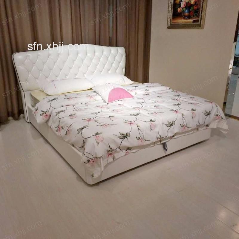 香河赛凡妮软床软床婚床现代简约卧室床