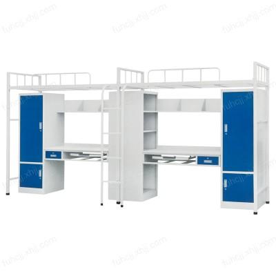 钢制单人床公寓床 大学生床学生床