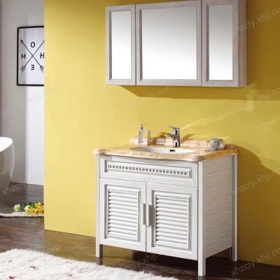 北欧简约现代浴室柜组