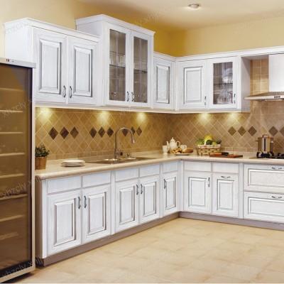 整体橱柜定做厨房灶台