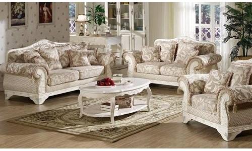正达国际为大家介绍下欧式田园风格客厅家具的特点有哪些