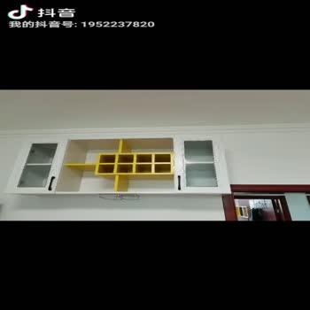 北京整板全铝全屋定制家具 (2播放)